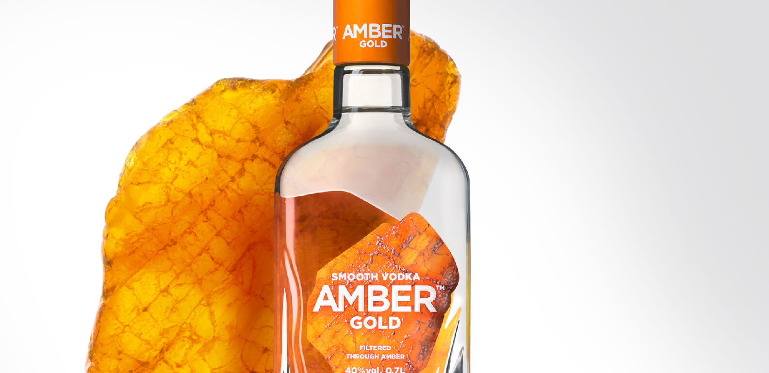 Amber Gold Vodka